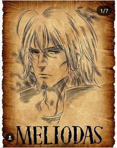 Seven Deadly Sins Anime, 7 Deadly Sins, Anime Angel, Anime Wolf, Otaku Anime, Animé Fan Art, 7 Sins, Seven Deady Sins, Manga Art