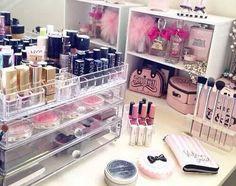 pink, makeup, and beauty Bild