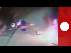 Robbery fail: ATM catastrophically explodes in thief's face, Australia