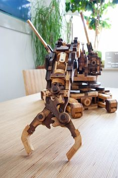 Greifer Wood Toys, Wood Watch, Make Your Own, Timber Wood, Crafting, Ideas, Wooden Toy Plans, Wooden Clock, Wooden Toys