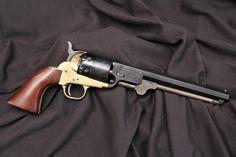 Pietta Reproduction Griswold - .44 Caliber Black Powder Percussion Revolver - Picture 1