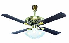 Crompton Greaves Nebula 1200mm 72-Watt Ceiling Fan (Antique Brass): Amazon.in: Home & Kitchen