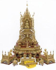 Shrine | Burma 1850-70