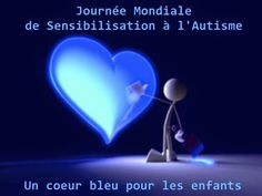 Tous en bleu pour la journée de sensibilisation à l'autisme | Far de beauté