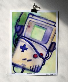 Gaming Prints Created by Chris Hodge Signed,... | it8Bit