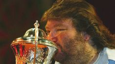 Some former darts champions drank heavily but did it improve their performance on the oche?
