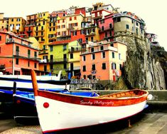 Manarola. Cinque Terre Italy Photograph. Travel Photography. Holiday in Italy. Vacation. Summer. Italia. Home Decor. Colorful Buildings. by seardig, $19.00