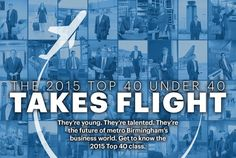 Birmingham Business Journal's 2015 Top 40 Under 40