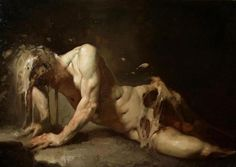 serpentskirts:    come foglie morte // like dead leaves  oil on canvas  Roberto Ferri
