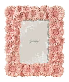 Pink Mixed Daisy Picture Frame