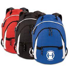 Custom Colorado Deluxe Sport Backpack (Q590665)