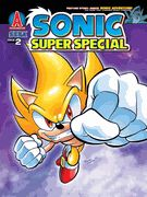 Sonic Super Special #2. Buy it now at the Archie Comics online store!