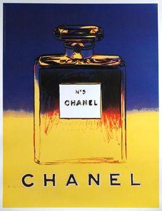 OBSESSED WITH WARHOL'S CHANEL No. 5