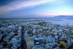 Reikiavik, Iceland - Western Europe
