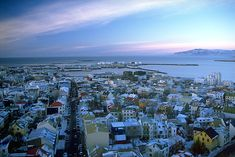 Out And About In Reykjavik, Iceland