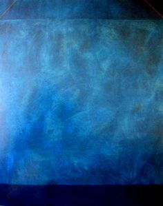 Milan Mrkusich - Blue Area Blue Area, New Art, Amazing Art, Milan, Abstract, Canvas, Painting, Inspiration, Inspire