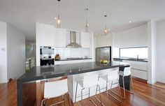 Melbourne Contemporary Kitchens 4120 Raven