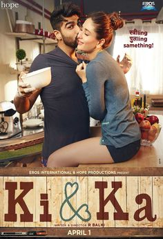 Ki and Ka 2016 full movie, Ki and Ka arjun and kareena kapoor movie, download hindi film hd quality Ki and Ka 2016 Movie Details Director: R. Balki Writers: R. Balki, Rishi Virmani Stars: Kareena Kapoor, Amitabh Bachchan, Arjun Kapoor Genres: Comedy…Read more →