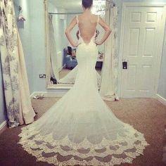 The best weddind dress backs