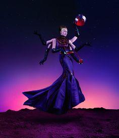 Milla Jovovich Campari '12 Calendar