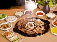Korean Barbecue  Can I have all day everyday?