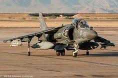 Boeing AV-8B Harrier II+