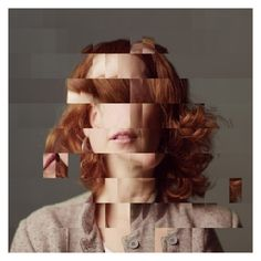 DANIEL CROOKS Portrait #11 (Hannah), 2012