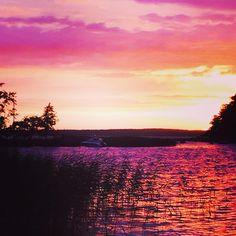 #sea #sunset #pinksunset #wonderful #love 💖🌅