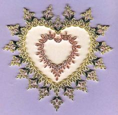 all things paper: Filigree Heart