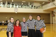 We love our Intramural Refs!