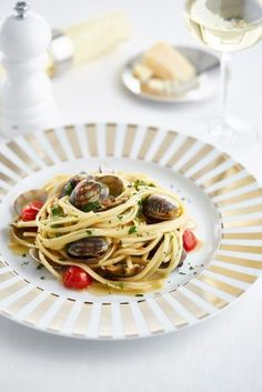 Rychlé recepty Zdeňka Pohlreicha   Panzani Linguine, Spaghetti, Ethnic Recipes, Food, Essen, Meals, Yemek, Noodle, Eten