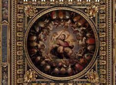 Florence, Palazzo Vecchio Salone di Cosimo