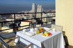 Desayuno Vincci Capitol 4* (Madrid)