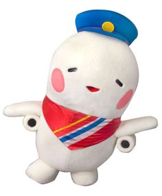 Sorayan (そらやん), yuru kyara of Osaka International Airport!