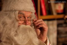 Santa Claus lives in Lapland in Finland