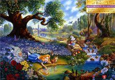 Alice in Wonderland Disney |