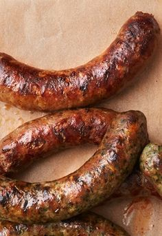 """LAMB MASALA SAUSAGE ~~~ this south asian-spiced sausage recipe is shared with us from """"the meat hook"""" in brooklyn, new york. Lamb Sausage Recipe, Venison Sausage Recipes, Homemade Sausage Recipes, Bratwurst Recipes, Meat Recipes, How To Cook Lamb, How To Make Sausage, Sausage Making, Luncheon Meat Recipe"""