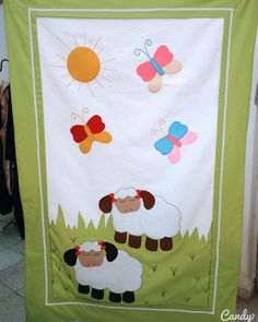 Baby Set, Baby Placemat, Cot Sheets, Art N Craft, Machine Applique, Baby Pillows, Henna Designs, Quilting Projects, Baby Quilts