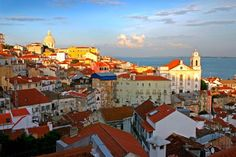 A gourmet's travel guide to Lisbon with tips on Portuguese cuisine, dining etiquette and great restaurants, bars and cafes. Food and wine travel in Lisbon Portugal. Oh The Places You'll Go, Places To Travel, Travel Destinations, Places To Visit, Algarve, Travel Around The World, Around The Worlds, Spain And Portugal, Portugal Trip