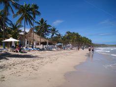 Playa El Aqua, Isle of Margerita, Venzuela