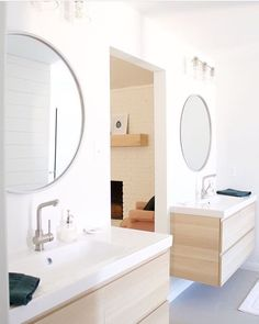 """172 Likes, 8 Comments - Amanda • Our Humble Abode (@ourhumbleabode) on Instagram: """"Our #myrenovatedreality feature goes to Morgan @theenglishden and her stunning bathroom…"""""""