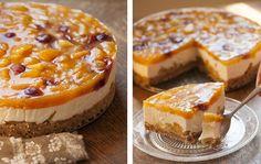 La recette ici : http://www.katyseats.com/2013/07/cheesecake-vertigo.html