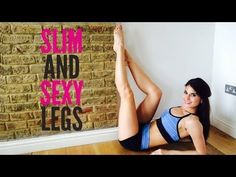 Effective Exercises for Slimming Legs – Natural Solution