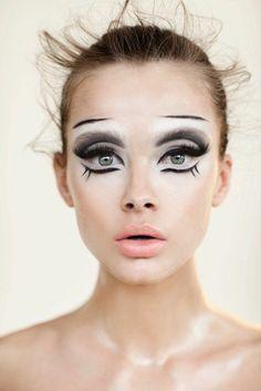 Cirkus makeup