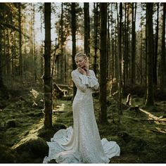 ICARUS by Odylyne the Ceremony // image from our styled shoot with Enchanted Brides
