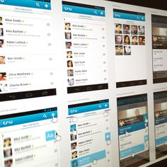 User experience design by Danny Keane. - Best Mobile Designers In The World | Scoutzie - via http://bit.ly/epinner
