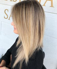 Going from an all over brunette to a blonde, one session at a time  #hair #haircolor #haircut #roottap #colormelt #naturalroot #shadeseq #highlights #blonde #babylights #faceframinghighlights #rootedblonde #balayage #oldtowntemecula #murrieta #temeculahair #murrietahair #laurynjoneshair #temecula #Randco #randcohair #oribe #temeculahairstylist #laurynpaulhair #colorsync #bronde