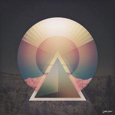 ∆ : The Key - Jetters Visions / Jetters Visions / Jetter Green /  / Sacred Geometry <3