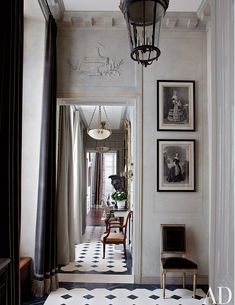 French charm and elegance by Jean-Louis Deniot in Paris