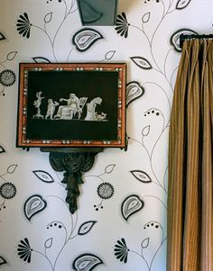 Jean Louis-Deniot ~ Dining Room Artwork